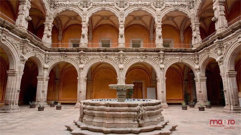 COMO LLEGAR AL MUSEO DE ARTE DE QUERÉTARO
